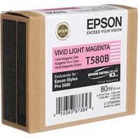 Картридж Epson StPro 3880 vivid light magenta (C13T580B00)