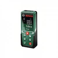 Лазерный дальномер (рулетка) Bosch PLR 25 (NEW)