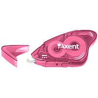 Корректор ленточный Axent 7003-10-A 5 мм х 8 м, розовый