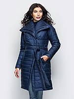 (XL / 50) Модна зимова темно-синя куртка Ingrid Розпродаж