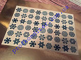 Печать для меренги Узор №1 , фото 2