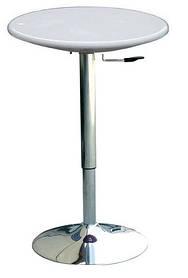 Стол барный Амира серебро (СДМ мебель-ТМ)
