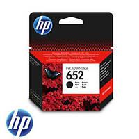 Картридж HP No.652 DJ Ink Advantage 1115/2135/3635/3835 Black (F6V25AE)