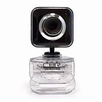 Веб-камера CBR CW-834M Black (804096)