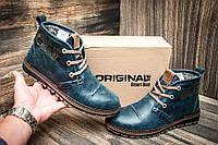 Мужские кожаные ботинки Clarks Urban Tribe