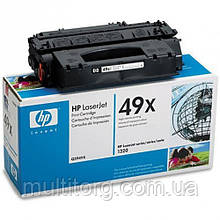 Картридж для лазерных принтеров/МФУ HP LJ 1320 series (max) 49X (Q5949X)