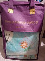 Подарочный детский набор 3/1-плед,матрасик и наволочка
