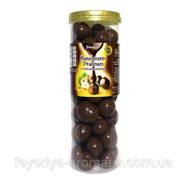 Фундук в шоколаде Scholetta Haselnuss-Pralinen, 200гр (Германия)