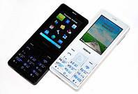 Копия Nokia Asha Т515 2sim кнопочный бюджетный китайский телефон недорого дешево