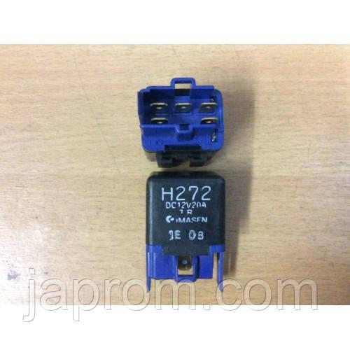 Реле вентилятора MAZDA H272-67-740