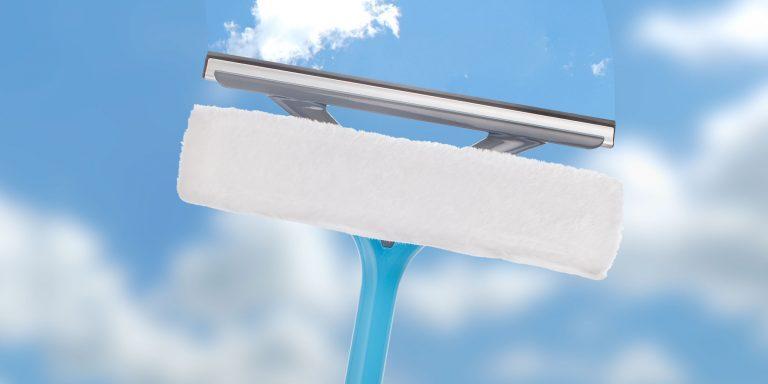 Набор для уборки окон DUO SMART Microfiber System|Оригинальный продукт из Швеции