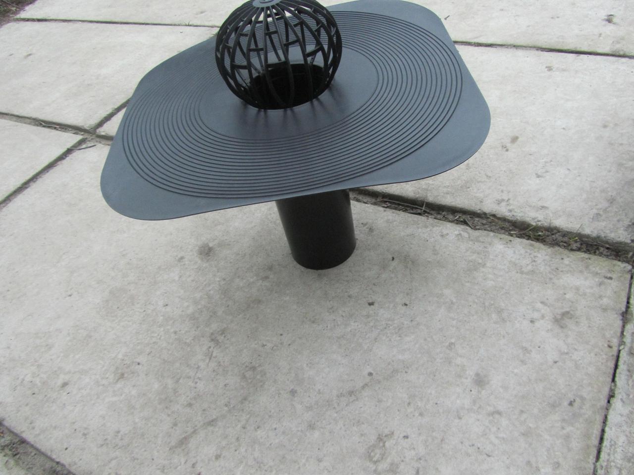 Воронка плоской крыши Ø 160мм  (паук)