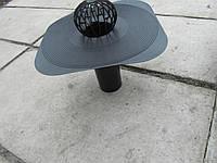 Воронка плоской крыши Ø 160мм  (паук), фото 1
