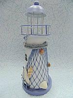 Подсвечник маяк керамический , фото 1