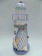Підсвічник маяк керамічний