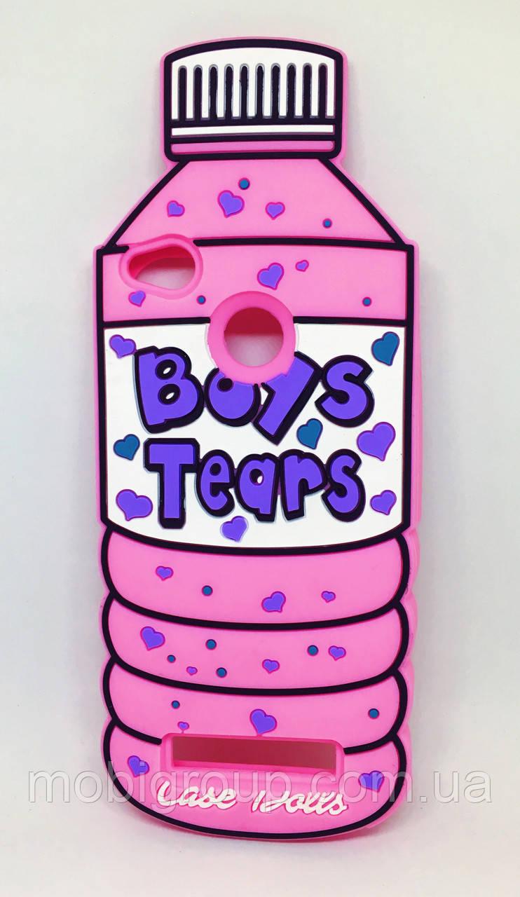 Силиконовый чехол BOYS TEARS для Redmi 3S