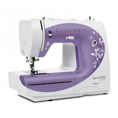 Электромеханическая швейная машина BERNINA Bernette Sublime Milan 7