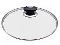 Крышка стеклянная для сковороды 26см