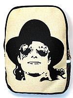 Джинсовый рюкзак Майкл Джексон 3, фото 1