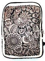 Джинсовый рюкзак Птица счастья, фото 1