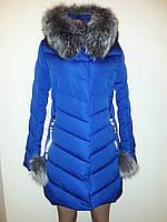 Куртка женская зимняя Fine Baby Cat 001