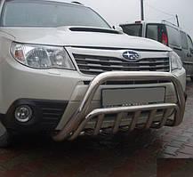 Кенгурятник на Subaru Forester (2008-2013) Субару Форестер
