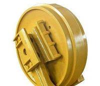 Натяжное колесо ленивец KOMATSU для KOMATSU PC100 5, PC100 6, PC120 5, PC120 6, PC120LC 6, PC130 5, PC130 6, PC138 US 1002 UP, PC138 US UP TO 1001,