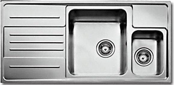 Мойка кухонная TEKA STAGE 60 B полированная