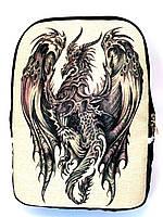 Джинсовый рюкзак Краков, фото 1
