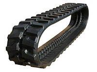 Резиновая гусеница 400х72.5х74W для AIRMANN AX58MU, BOBCAT X337/X341/ 435ZTS, CASE 6060_TURBO, DAEWOO SOLAR 55/55V/55VPLUS/DH50, DAEWOO DH50, ECOMAT