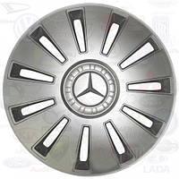 Колпаки на колеса R 16 Mercedes silver