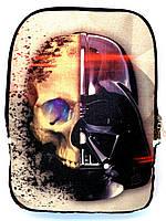 Джинсовый рюкзак Дарт Вейдер, фото 1