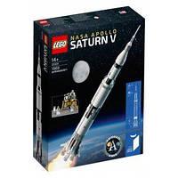 LEGO® Ideas РАКЕТНО-КОСМИЧЕСКАЯ СИСТЕМА НАСА «САТУРН-5-АПОЛЛОН»