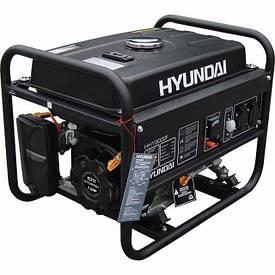 Бензиновый генератор HYUNDAI Hobby HHY 3000F/FE 2,6 (3,0) кВт