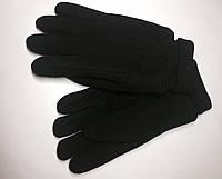 Перчатки мужские, спортивные, флисовые