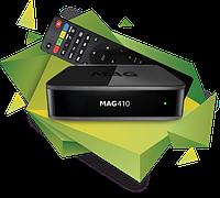IPTV приставка MAG 410