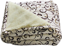 """Антиаллергенное Теплое одеяло """"Овечья шерсть"""""""