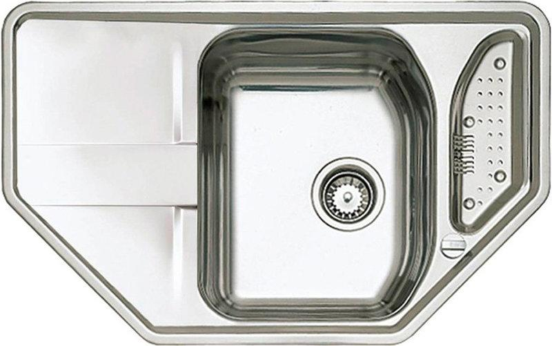Мойка кухонная TEKA STENA 45E микротекстура