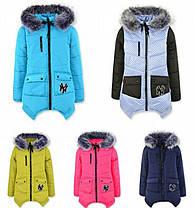 Зимняя детская куртка, фото 3