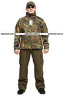 """Тактическая демисезонная куртка Mil-tec softshell """"flectarn"""" р """"S"""""""