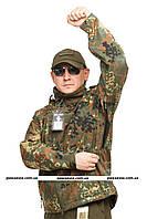 """Куртка тактическая,непродуваемая Mil-tec Softshell """"Flectarn"""" р """"XXXL"""""""