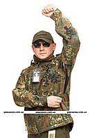 """Демисезонная непромокаемая ветровка Military Softshell """"Bundes"""" р """"L"""""""