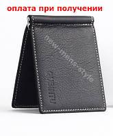 Мужской кожаный кошелек портмоне зажим для денег GUBINTU купить