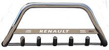 Кенгурятник WT на Renault Dokker (c 2012--) Рено Доккер