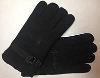 Зимние перчатки мужские, спортивные, утеплённые на флисе