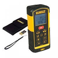Лазерный дальномер (рулетка) DeWALT DW03101