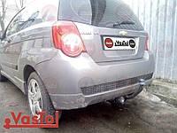 Прицепное Chevrolet Aveo хэтчбек 2008- VasTol - на двух болтах