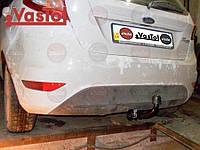 Фаркоп Ford Fiesta 08-13, 13- VasTol - на двух болтах