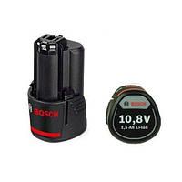 Аккумуляторная батарея Bosch 10,8 V x 1.5 Ah (комплект 2 шт.)