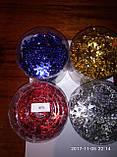 Декоративная новогодняя подвеска (9 м.) 8373, фото 2